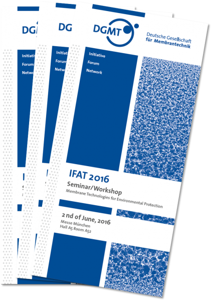DGMT Workshop IFAT 2016 download (pdf)